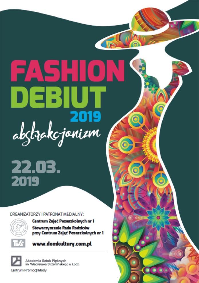 Fashion Debiut 2019