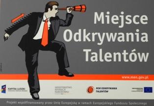 Miejsca Odkrywania Talentów