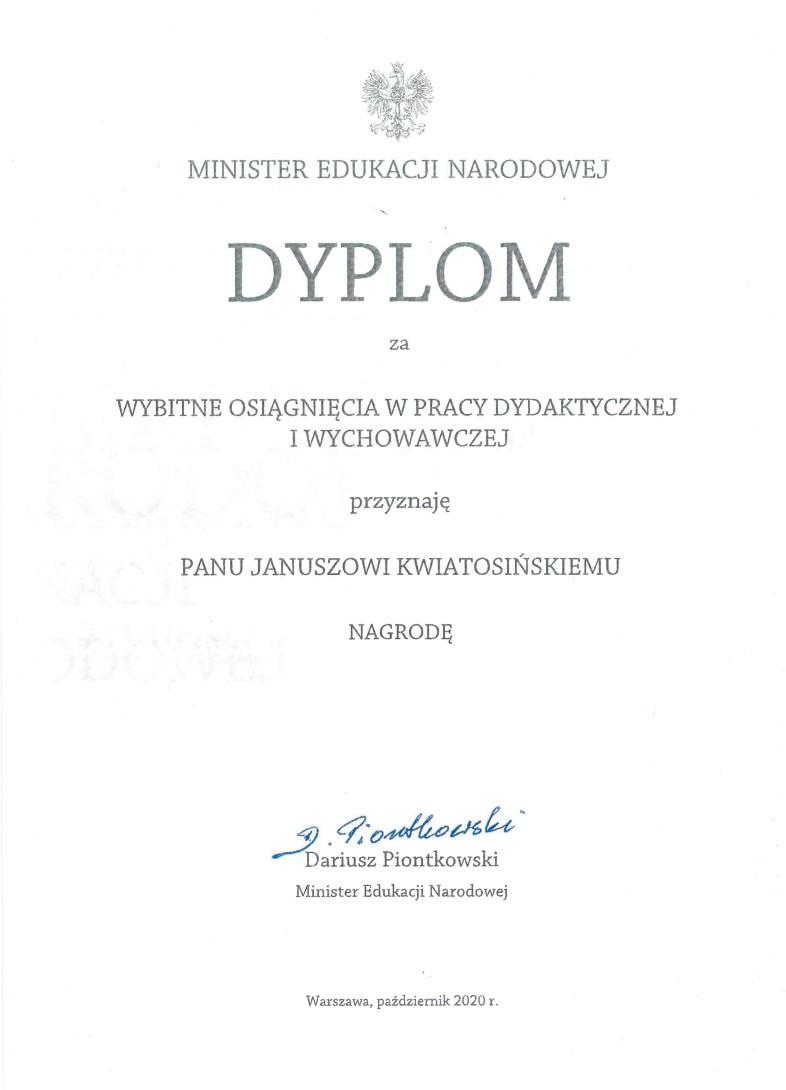 Nagroda Prezydenta Miasta Łodzi